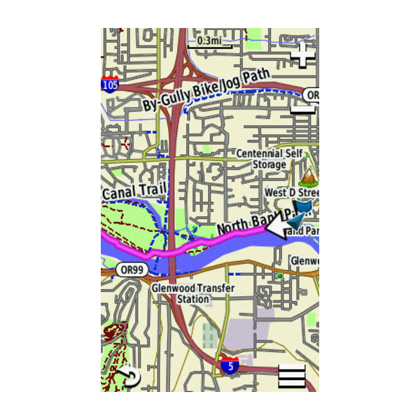 OSM U.S. Cycle Map 3
