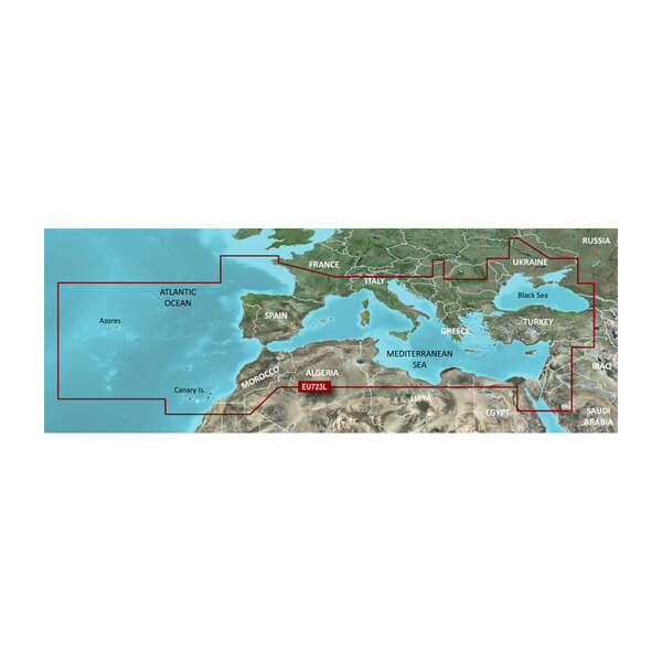 VEU723L-Southern Europe