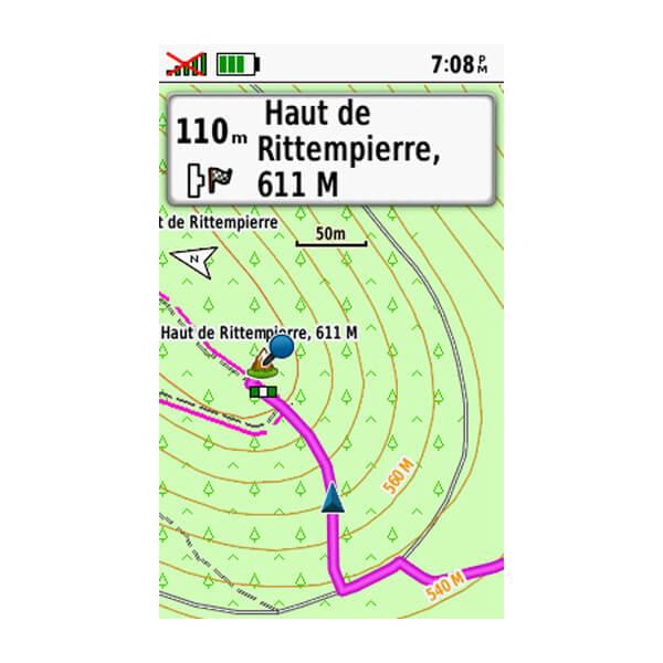 TOPO Francev5 PRO, DOM-TOM 4
