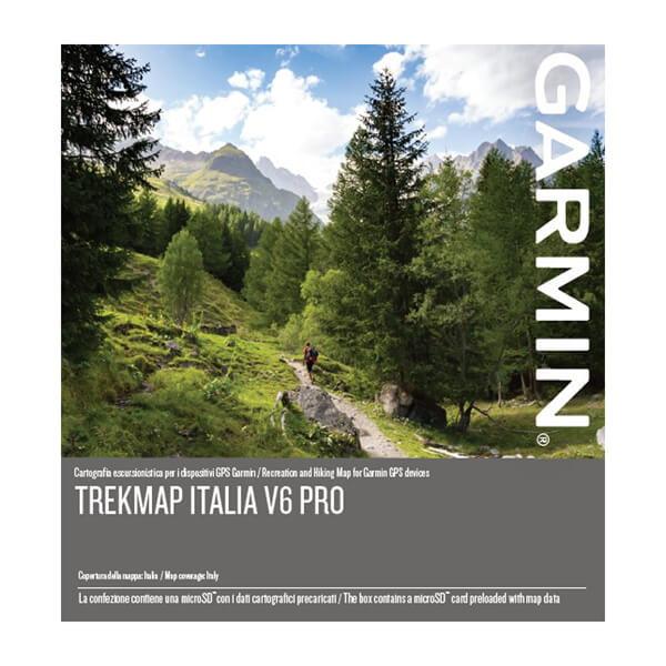 TrekMap Italia v6 PRO, Abruzzo