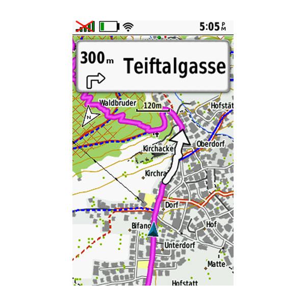 TOPO Zwitserland V2 PRO, zonder rasterkaarten 5