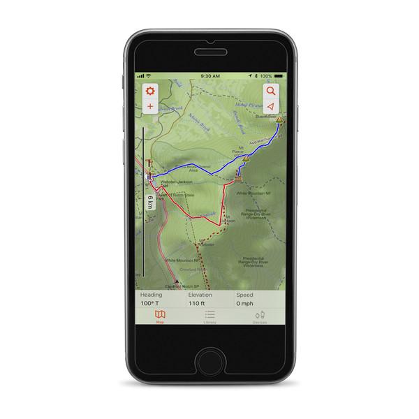 Garmin Explore™ App 1