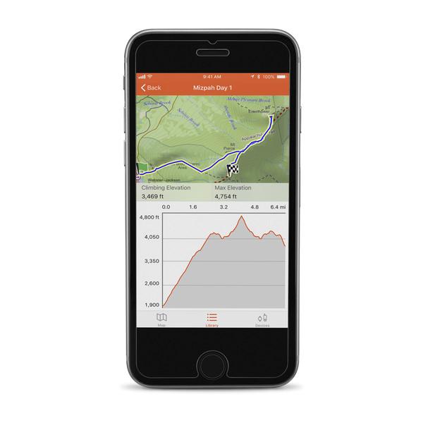 Garmin Explore™ App 3
