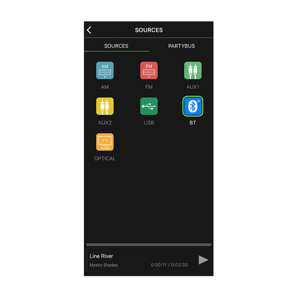 Fusion-Link™ app 2