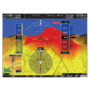 Svt For G1000 174 Garmin Synthetic Vision Technology