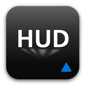 Application HUD de Garmin