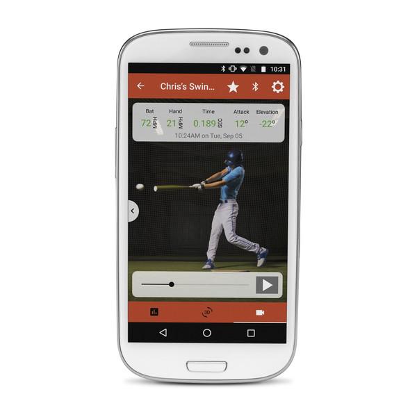 Garmin Impact™ Bat Sensor App