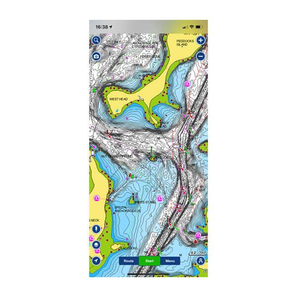 Navionics® Boating App 2