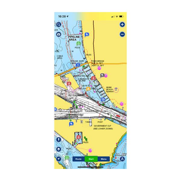 Navionics® Boating App 4