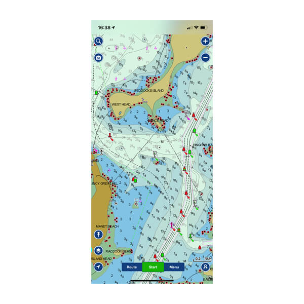 Navionics® Boating App 5