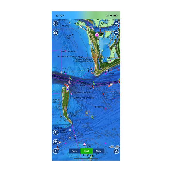 Navionics® Boating App 7