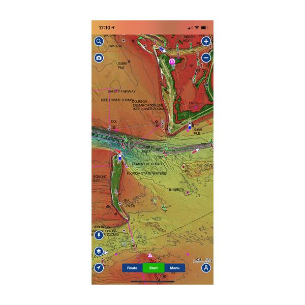 Navionics® Boating App 8