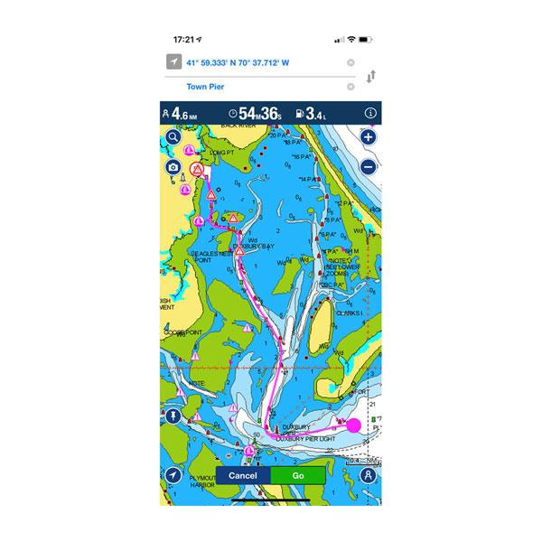 Navionics® Boating App 10