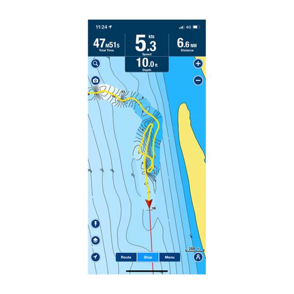 Navionics® Boating App 11