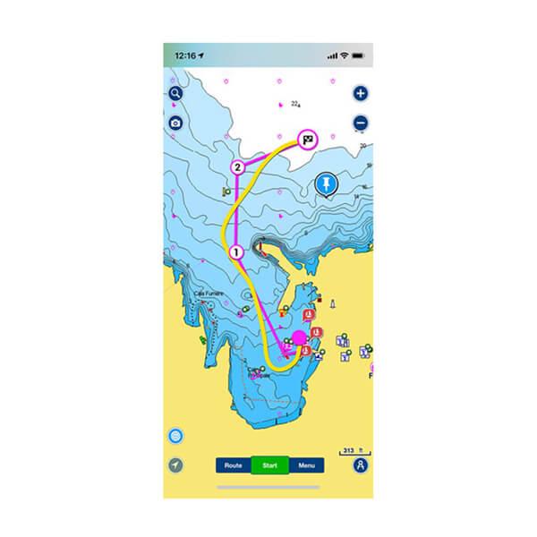 Navionics® Boating App 15