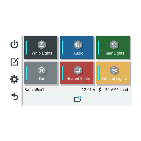 Garmin PowerSwitch™ App 1