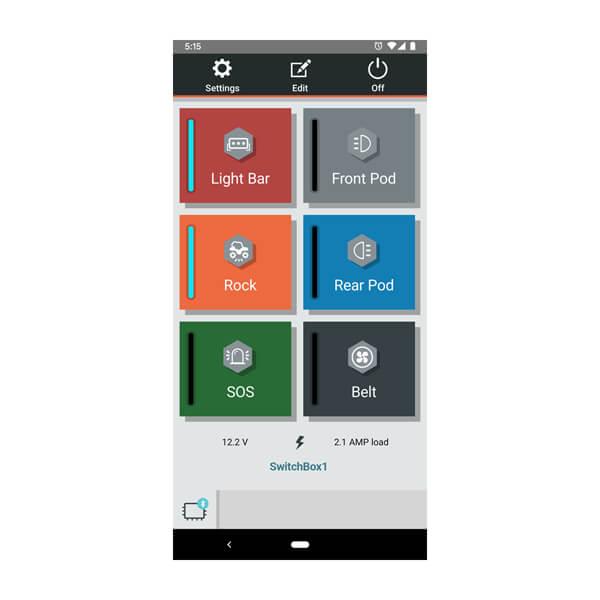 Garmin PowerSwitch™ App 2