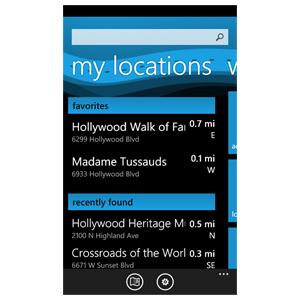 Garmin StreetPilot® for Windows® Phone 2