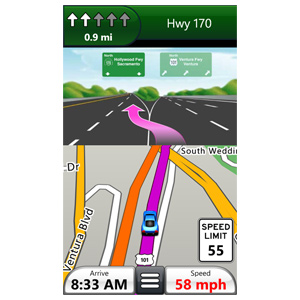 Garmin StreetPilot® for Windows® Phone 3