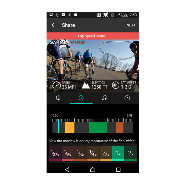 VIRB®-App 4