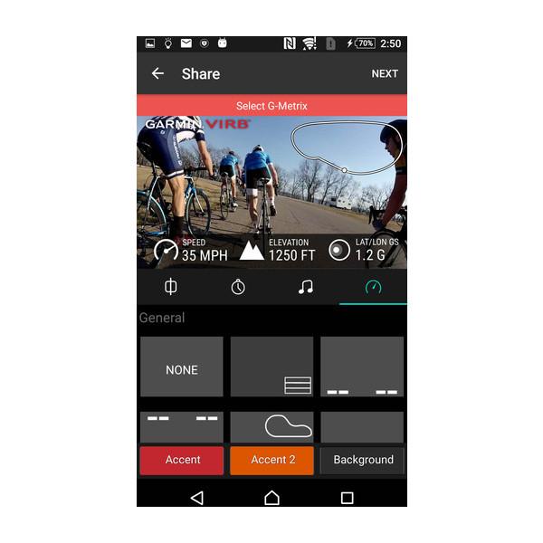VIRB®-App 6