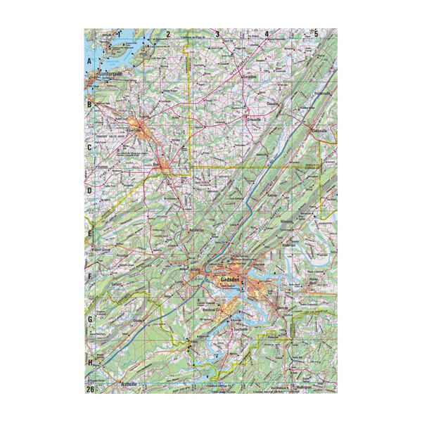 DeLorme® Atlas & Gazetteer Paper Maps 2
