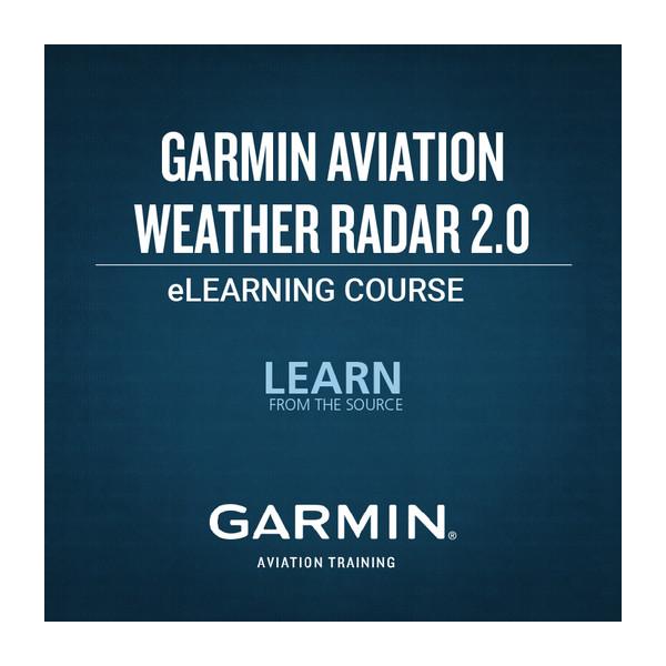 Garmin Aviation Weather Radar 2.0 eLearning Course
