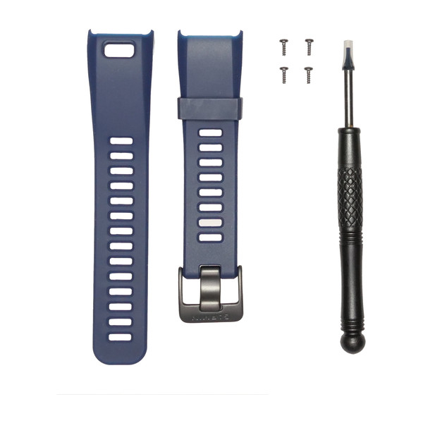 vivosmart® HR Band Kit, Midnight Blue (Regular)
