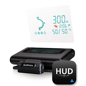 HUD (Head-Up Display)