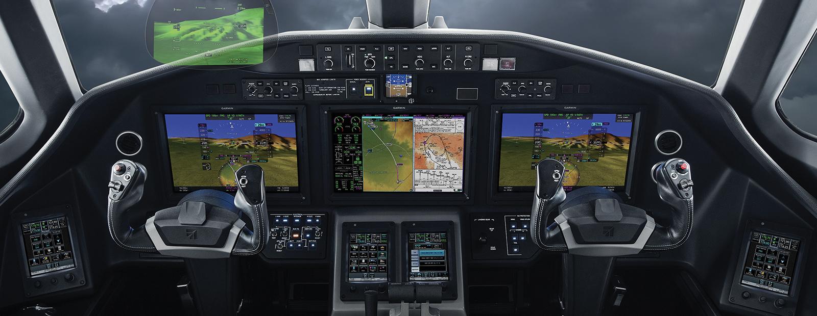 Flight Decks and Displays | Garmin