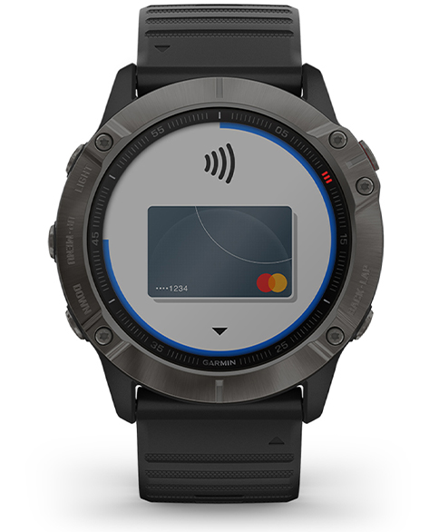 Usługa Garmin Pay™