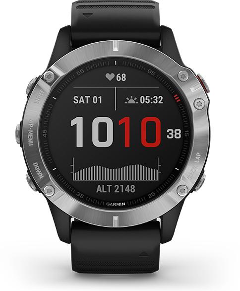 Reloj Garmin Fenix 6 Multideporte con Gps 19