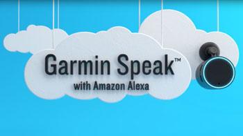 Garmin Speak