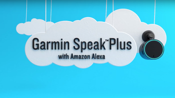 Garmin Speak Plus