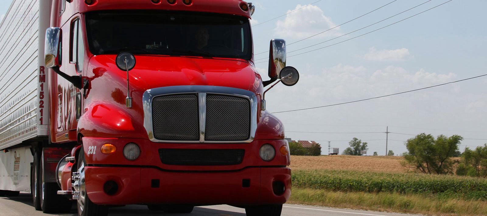 Camiones semirremolque