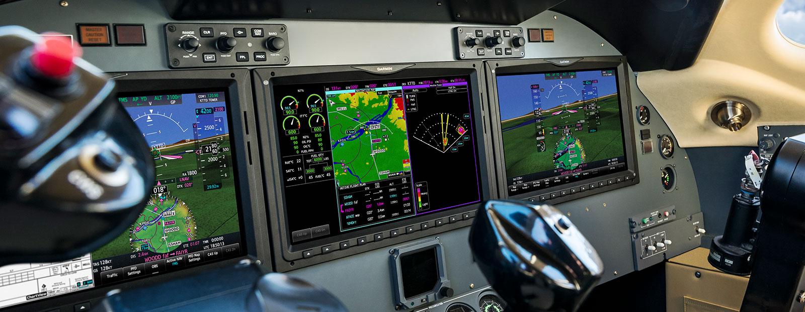 Business Aviation – Advanced Technologies & Sensors