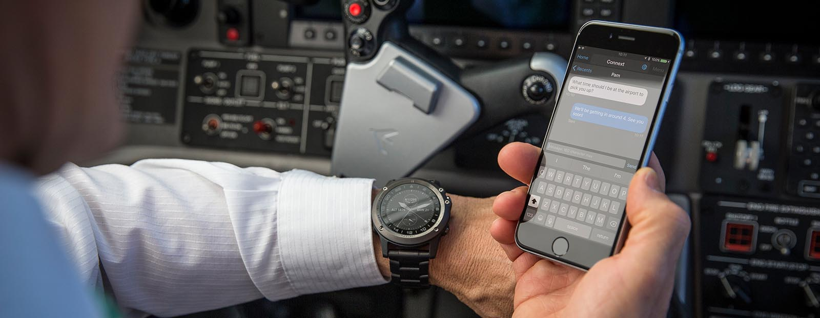 Business Aviation – Datalinks & Connectivity