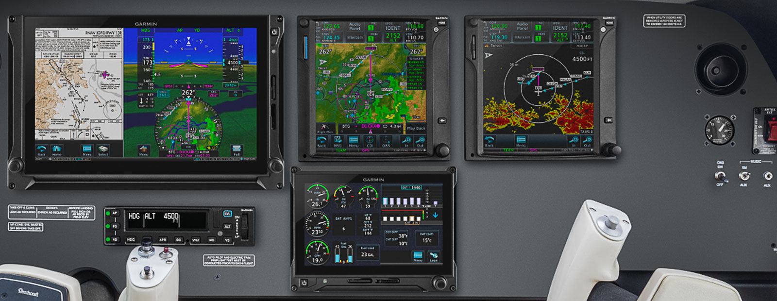 General Aviation – Engine Information Systems
