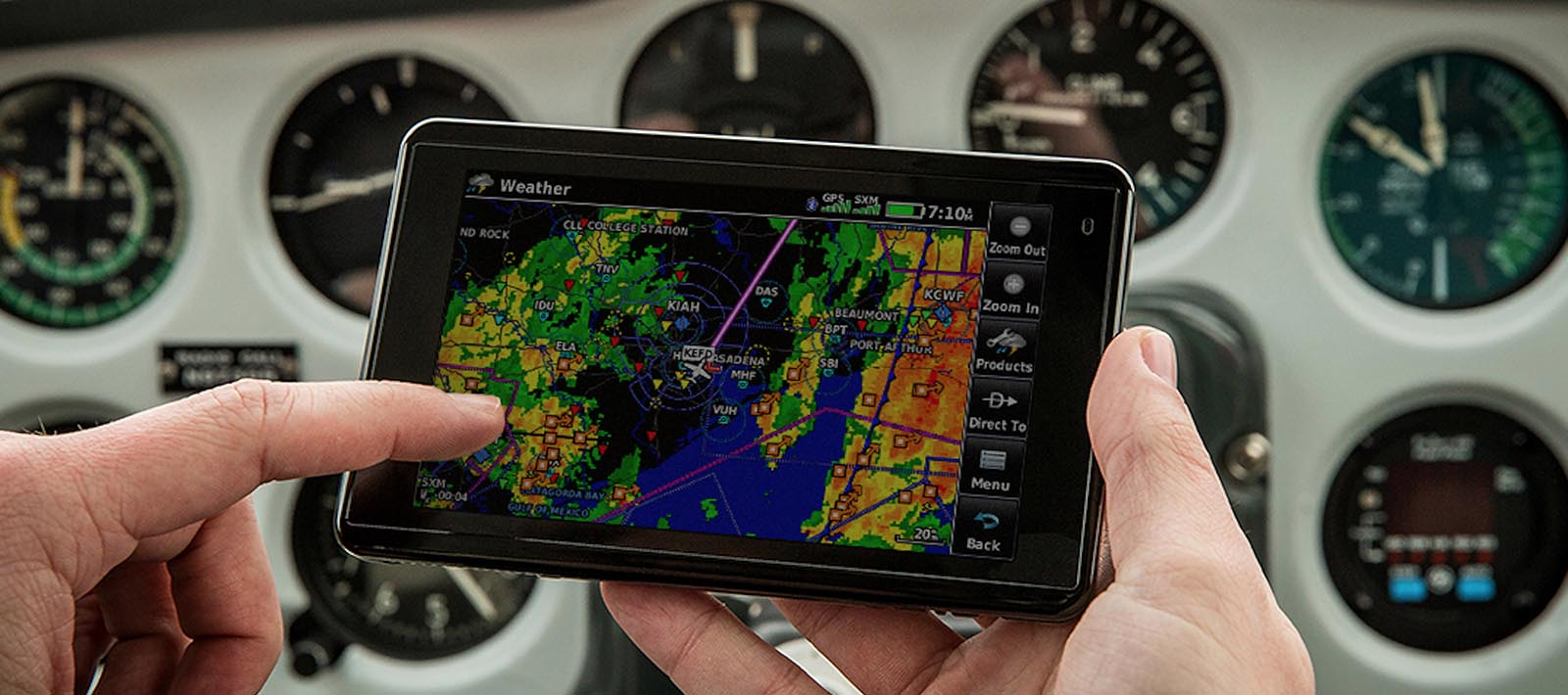 General Aviation – Portables and Apps