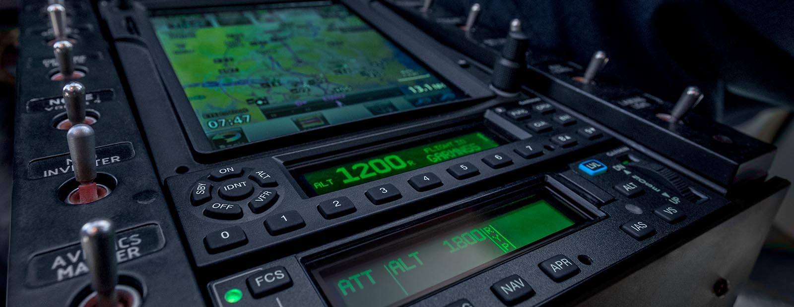 Helicopters – ADS-B & Transponders