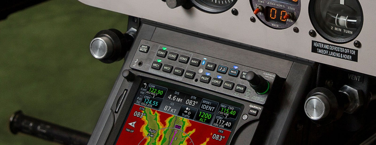 Helicopters – Audio Panels