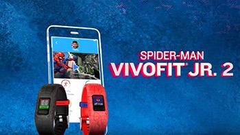 Vivofit Jr. 2 Feature Video