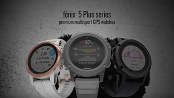 fēnix 5 Plus series
