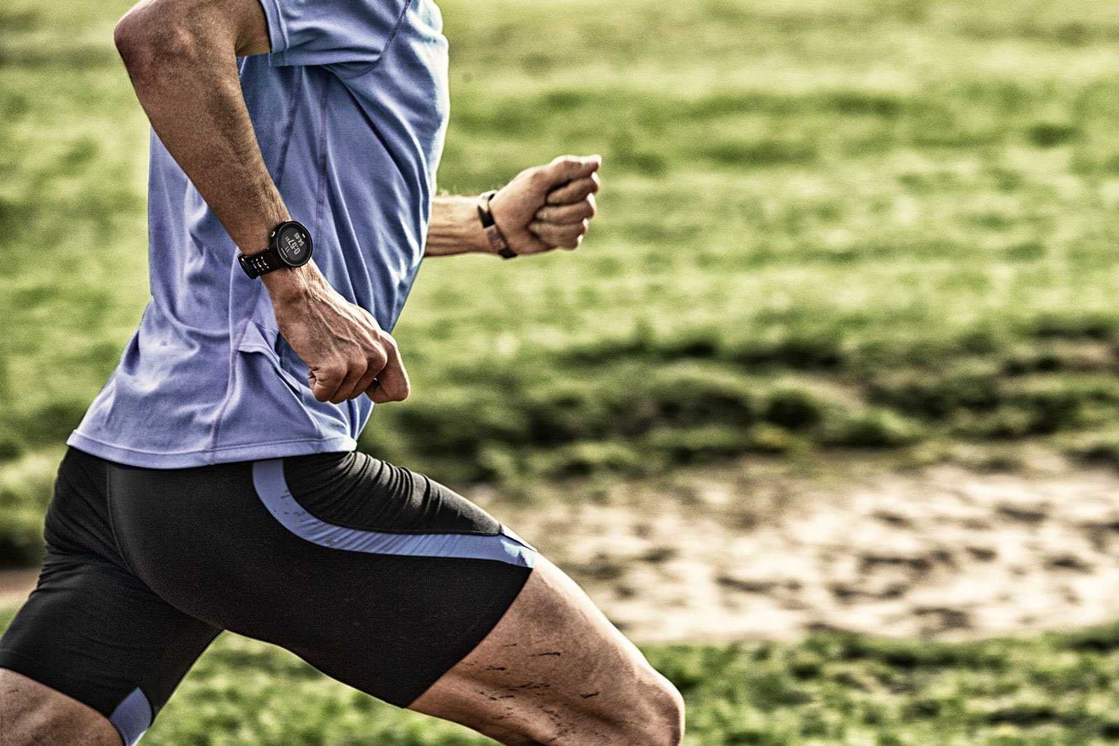 Running watches with GPS