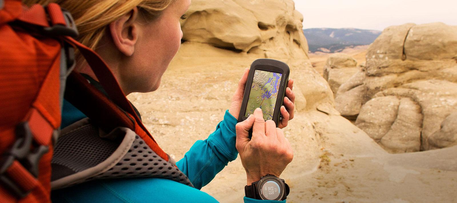 Montana (Montres et GPS de randonnée)