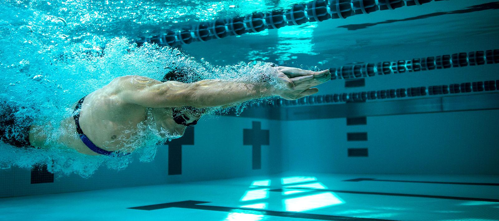 Swim series (Schwimmen)