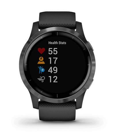 Garmin vívoactive are fitness and sport smartwatches to help you stay active.