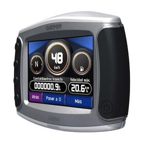 zūmo® 500 Deluxe 2