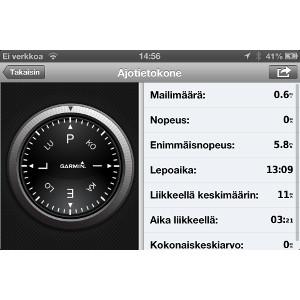 Garmin StreetPilot® iPhonelle 4