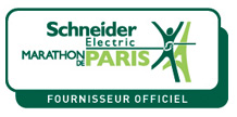 Garmin, fournisseur officiel du Schneider Electric Marathon de Paris